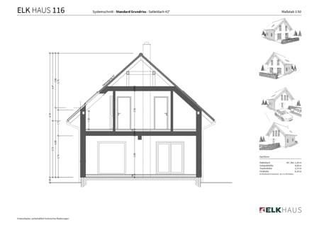 Elk Haus 116-Schnitte1