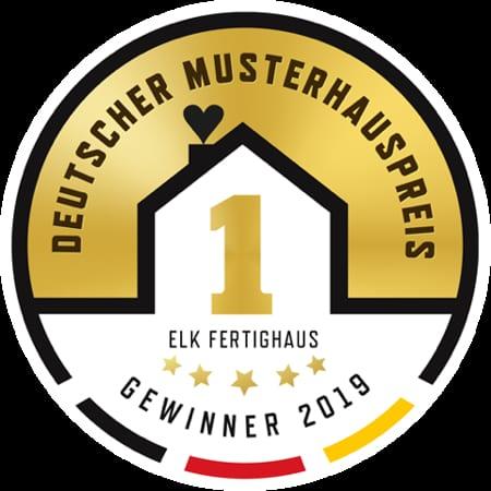Deutscher Musterhauspreis 2019