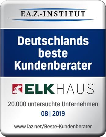 FAZ-Institut_Siegel_Deutschlands-Beste-Kundenberater_ELKHAUS