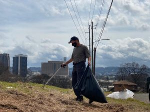 Councilor O'Quinn Cleans up in Birmingham