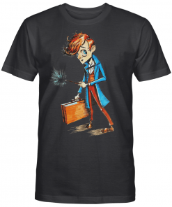 Scamander English Wizard Unite Gift For Harry Potter Fans Graphic T-shirt Unisex Tshirt