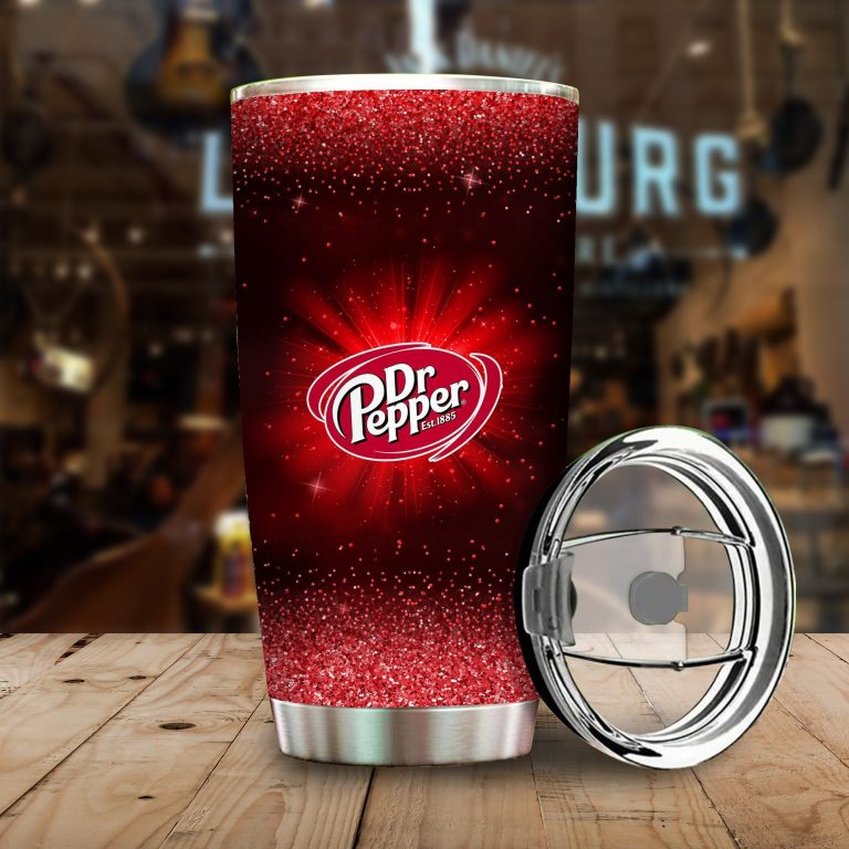 I Only Drink Dr Pepper 3 Days A Week Yesterday Today and Tomorrow - Funny Customized Tumbler Cup SweatShirt