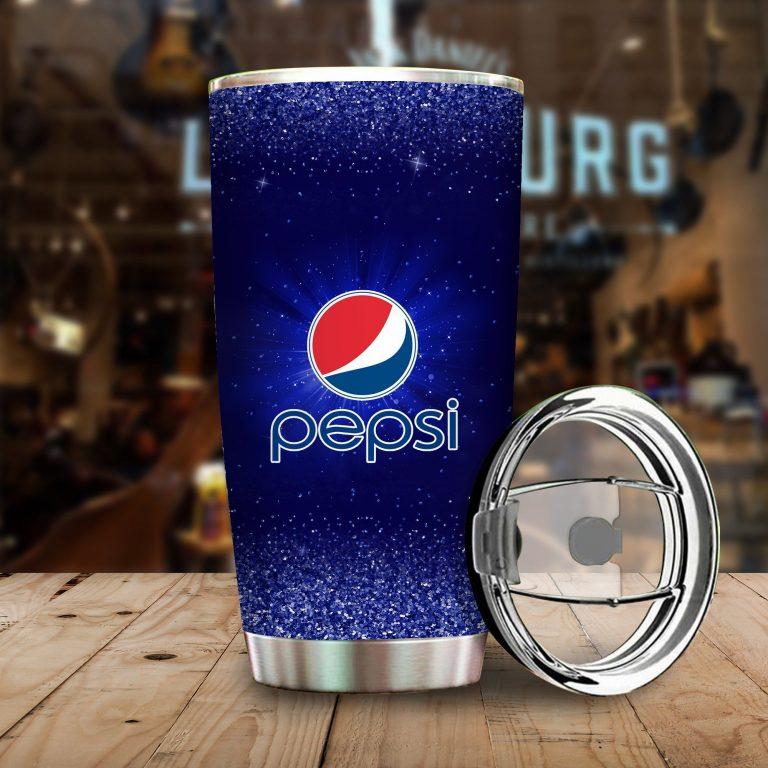 I Only Drink Pepsi 3 Days A Week Yesterday Today and Tomorrow - Funny Customized Tumbler Cup SweatShirt