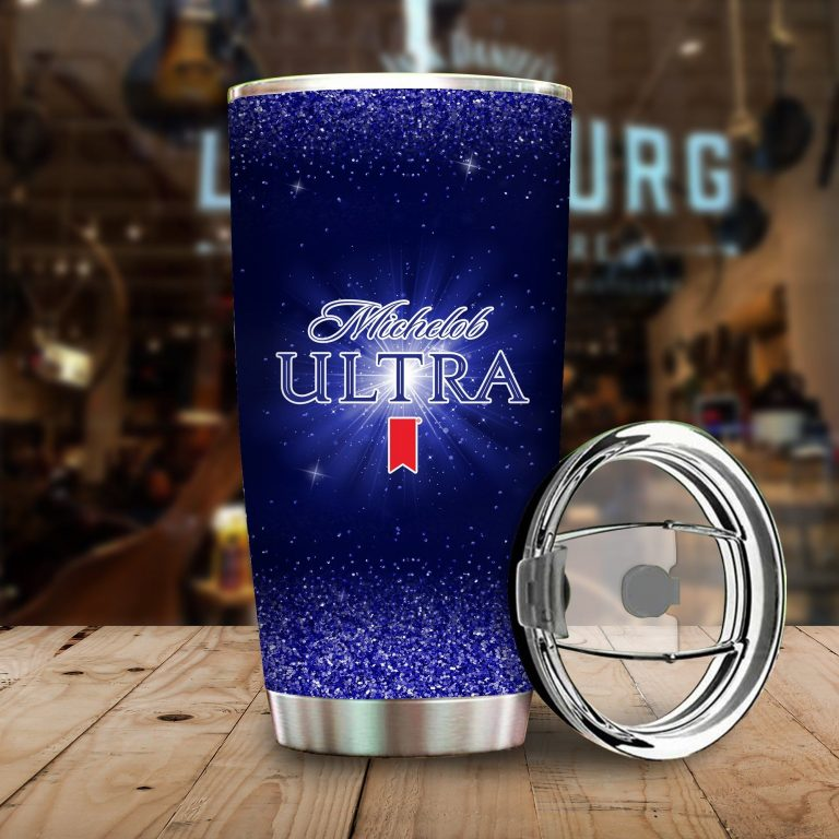 I Only Drink Michelob Ultra 3 Days A Week Yesterday Today and Tomorrow - Funny Customized Tumbler Cup SweatShirt