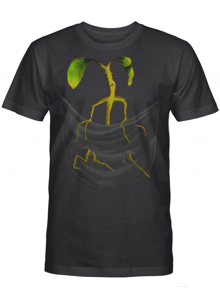 Pickett In Pocket Cute Tree Harry Potter Gifts Graphic T-shirt Unisex Tshirt