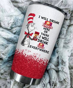 I will drink Folgers here or there or Everywhere - Coffee Mug Gift Ideas 2020 - Tumbler Cup Unisex Tshirt