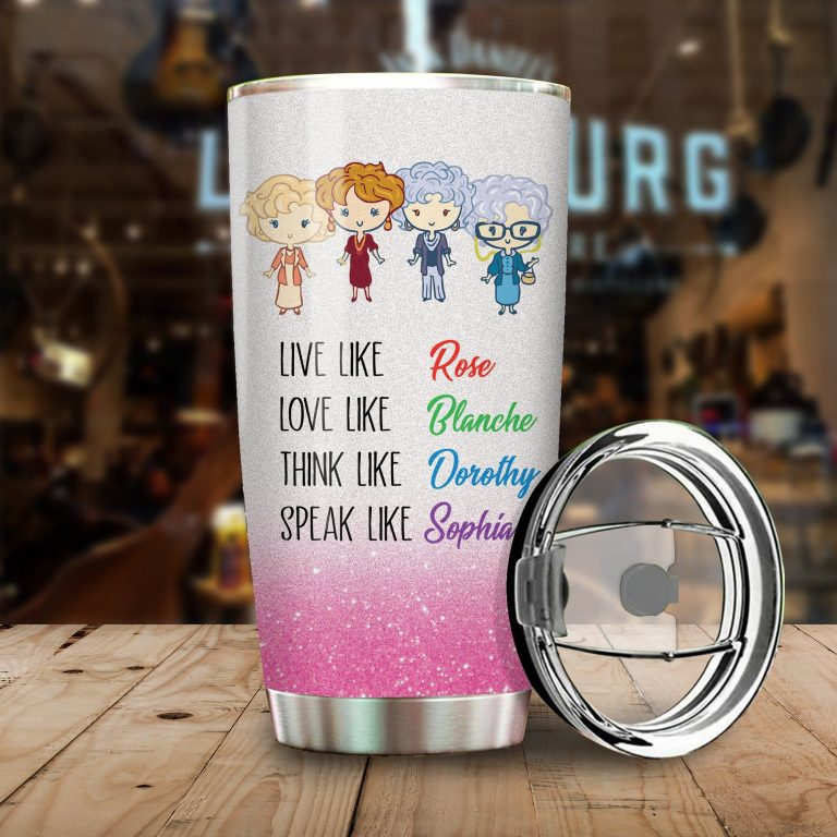 Thank You For Being A Friend Golden Girls Fans Gift Coffee Mug Ideas Tumblers Cup SweatShirt