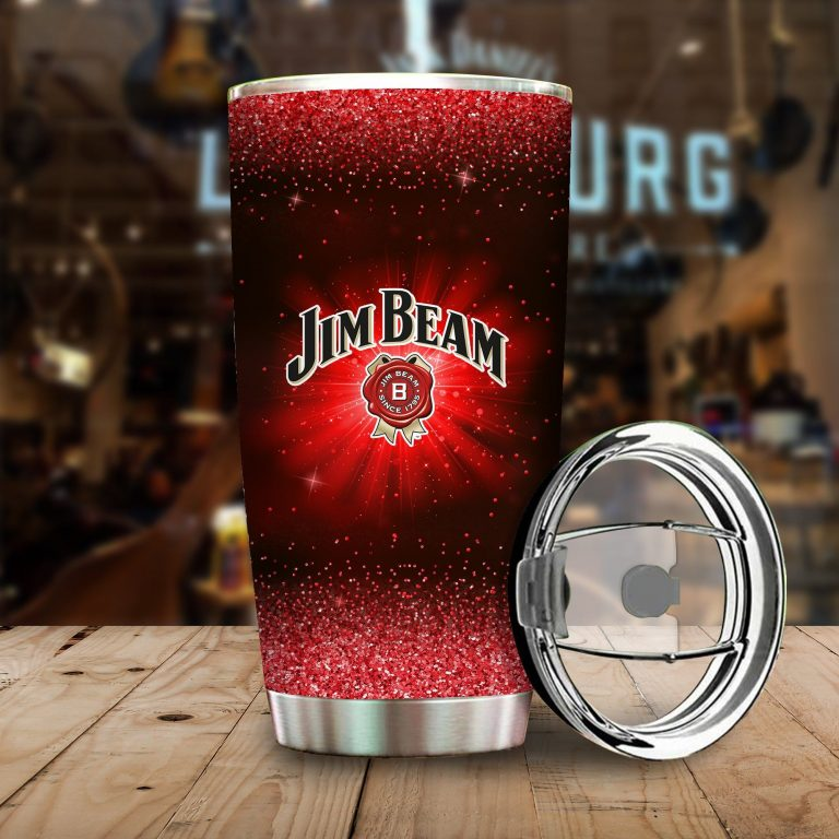 I Only Drink Jim Beam 3 Days A Week Yesterday Today and Tomorrow - Funny Customized Tumbler Cup SweatShirt
