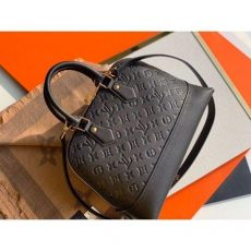 Sac Neo Alma Pm Monogram Empreinte Leather Bag M44832 Black 2019 Collection