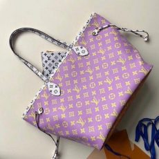 Neverfull Mm Tote Bag M44588 Pink/lilac 2019 Collection