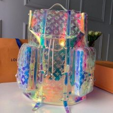 Monogram Pvc Christopher Backpack Gm M53286 2019 Collection