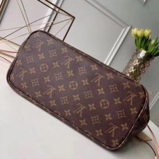 Neverfull Mm Monogram Canvas Printed Lv Tote Bag M50710 2019 Collection
