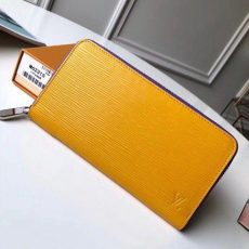 Zippy Epi Leather Wallet M67266 M62315 Yellow 2019 Collection