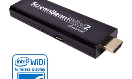 Screenbeam Mini2 –  HD Projector for your pocket