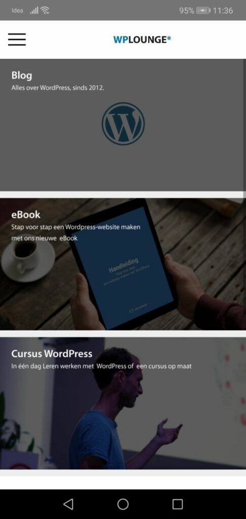MobiLoud Alternative WordPress App builder