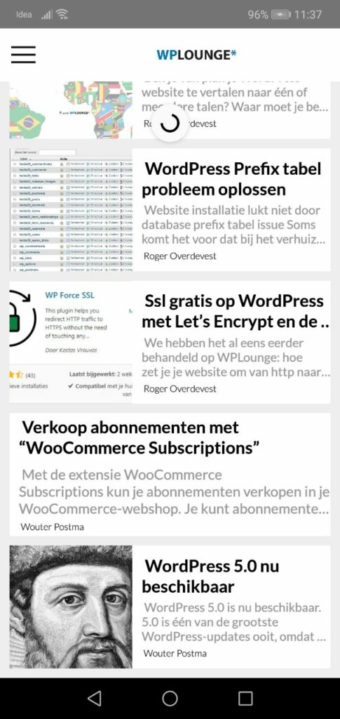 WordPress App builder| Convert WordPress to mobile app