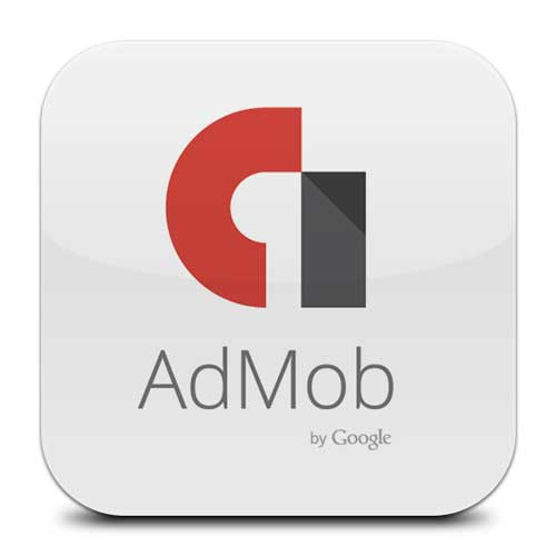 admob integration for WordPress App