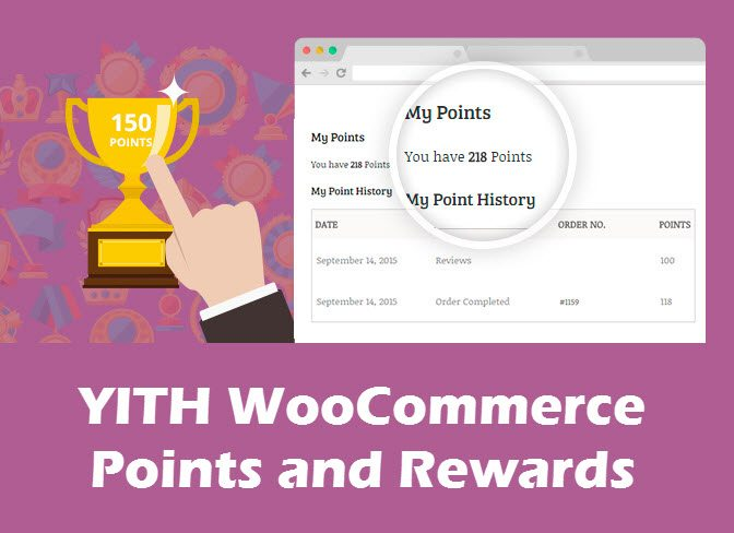 yith points and rewards for woocommerce