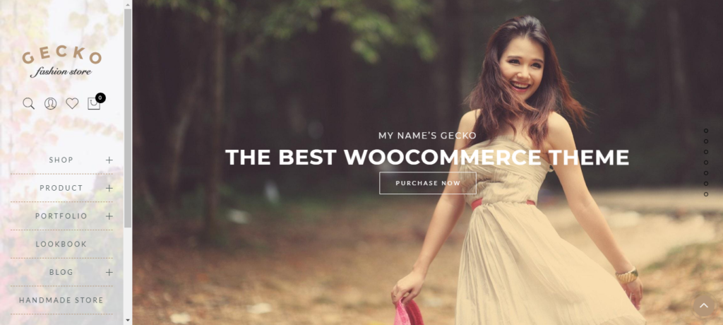 Top WordPress eCommerce theme