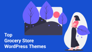 Grocery Store WordPress theme