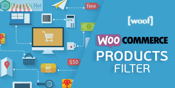 WooF product filter plugin
