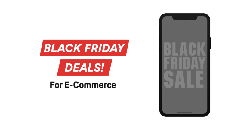 Black Friday Deals banner image