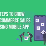 Increase sales using mobile apps