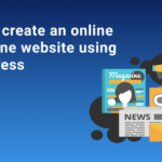 Magazine-website-using-wordpress