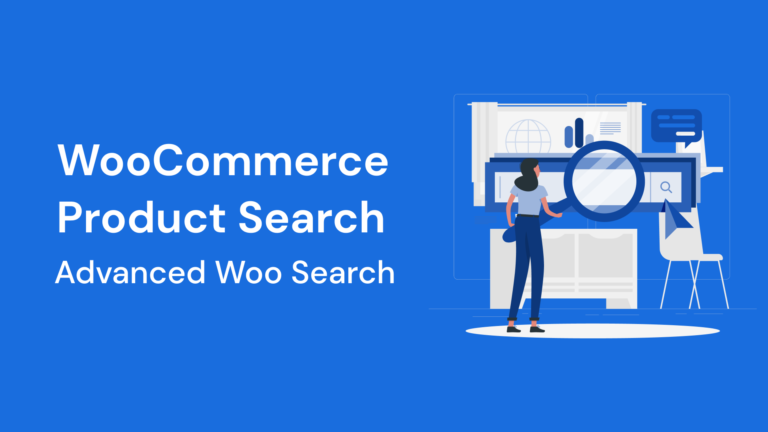 WooCommerce search plugin