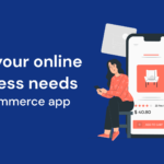 Mobile app for ecommerce