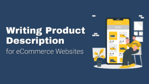 Writing product description made easy