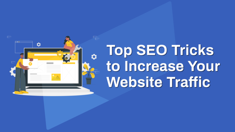 Increase website traffic in 2021