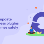 How to update WordPress plugins and themes safely?