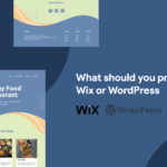 Wix vs WordPress: Which One Should You Choose to Build a Website?