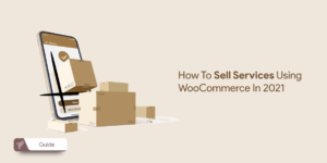 sell services using WooCommerce