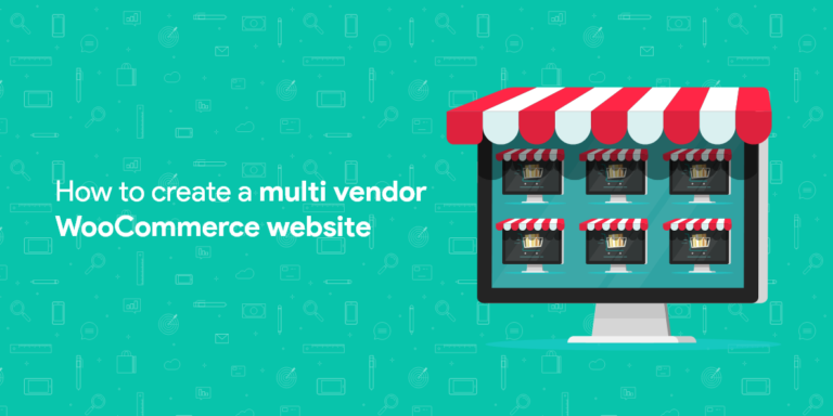 Multi-vendor WooCommerce website