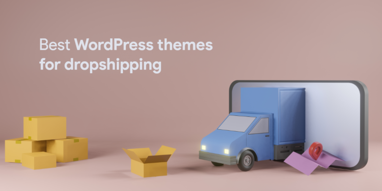 Best WordPress themes for dropshipping