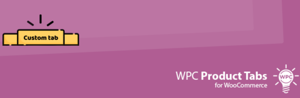 WPC Product Tabs for WooCommerce