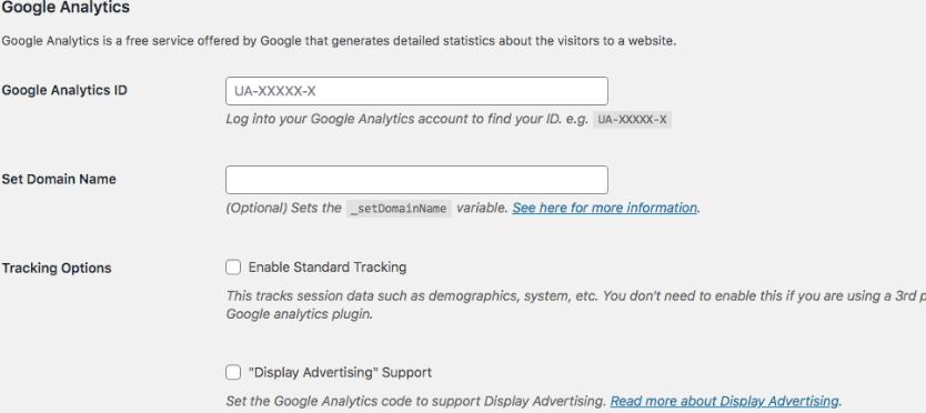 WooCommerce Google Analytics