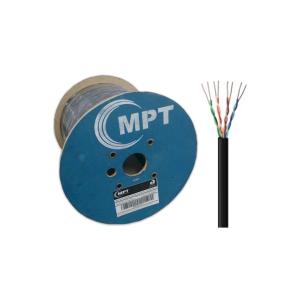 MPT - CABO U/UTP 4P CAT.5E CMX PT