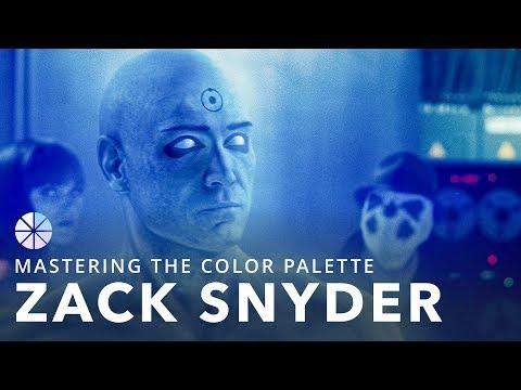 Mastering The Color Palette – Zack Snyder