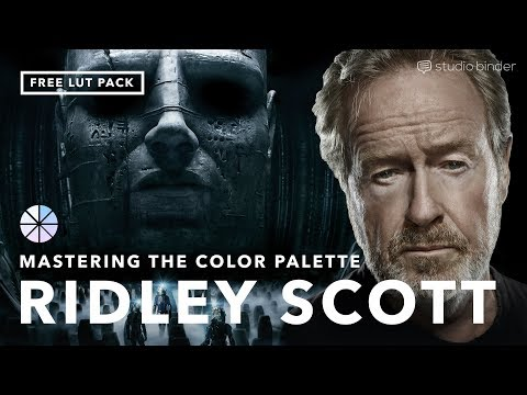 Mastering The Color Palette – Ridley Scott