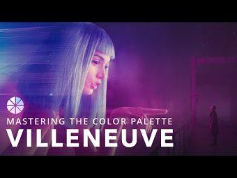 Mastering The Color Palette – Villeneuve