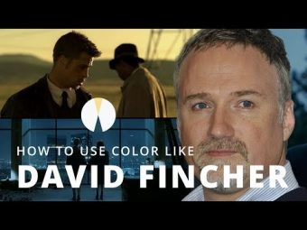 How to use color like David Fincher