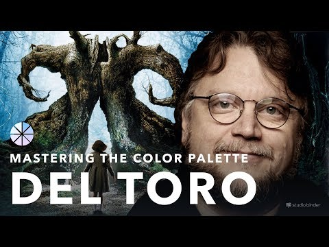 Mastering The Color Palette – Del Toro