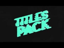 Motion Titles Animated by Muko – VideoHive