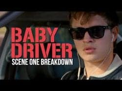How Edgar Wright Sets Up Baby Driver – First Scene Breakdown
