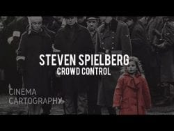 Steven Spielberg – Crowd Control | Cinema Cartography