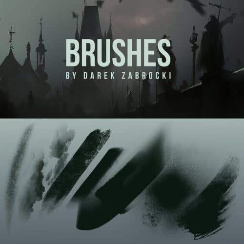 Download the Darek Zabrocki brush set