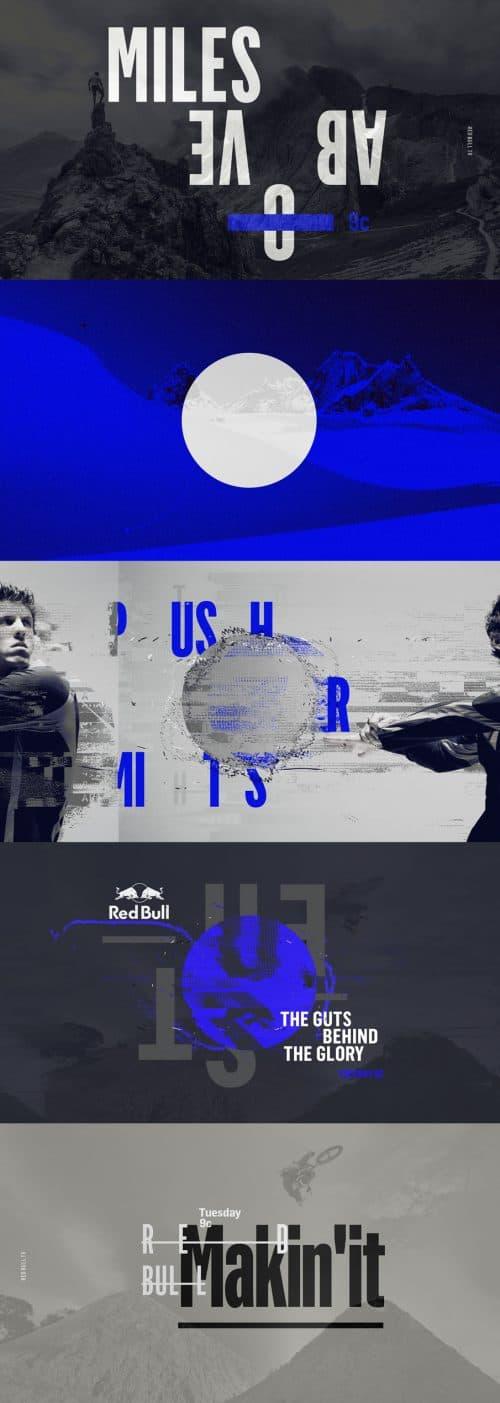 Carla Dasso – Red Bull TV – Network Branding